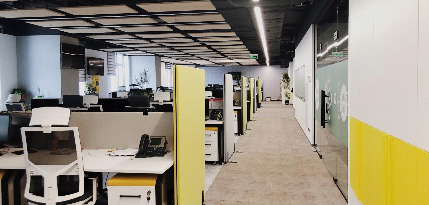 Raiffeisen Bank Aval Office