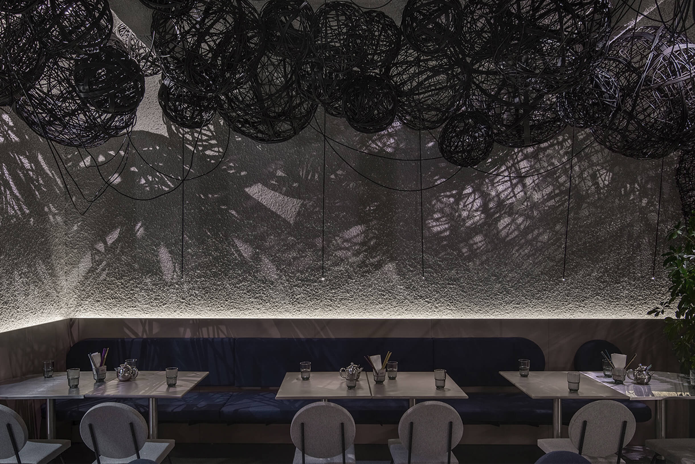 Building a restaurant is a responsible and interesting process