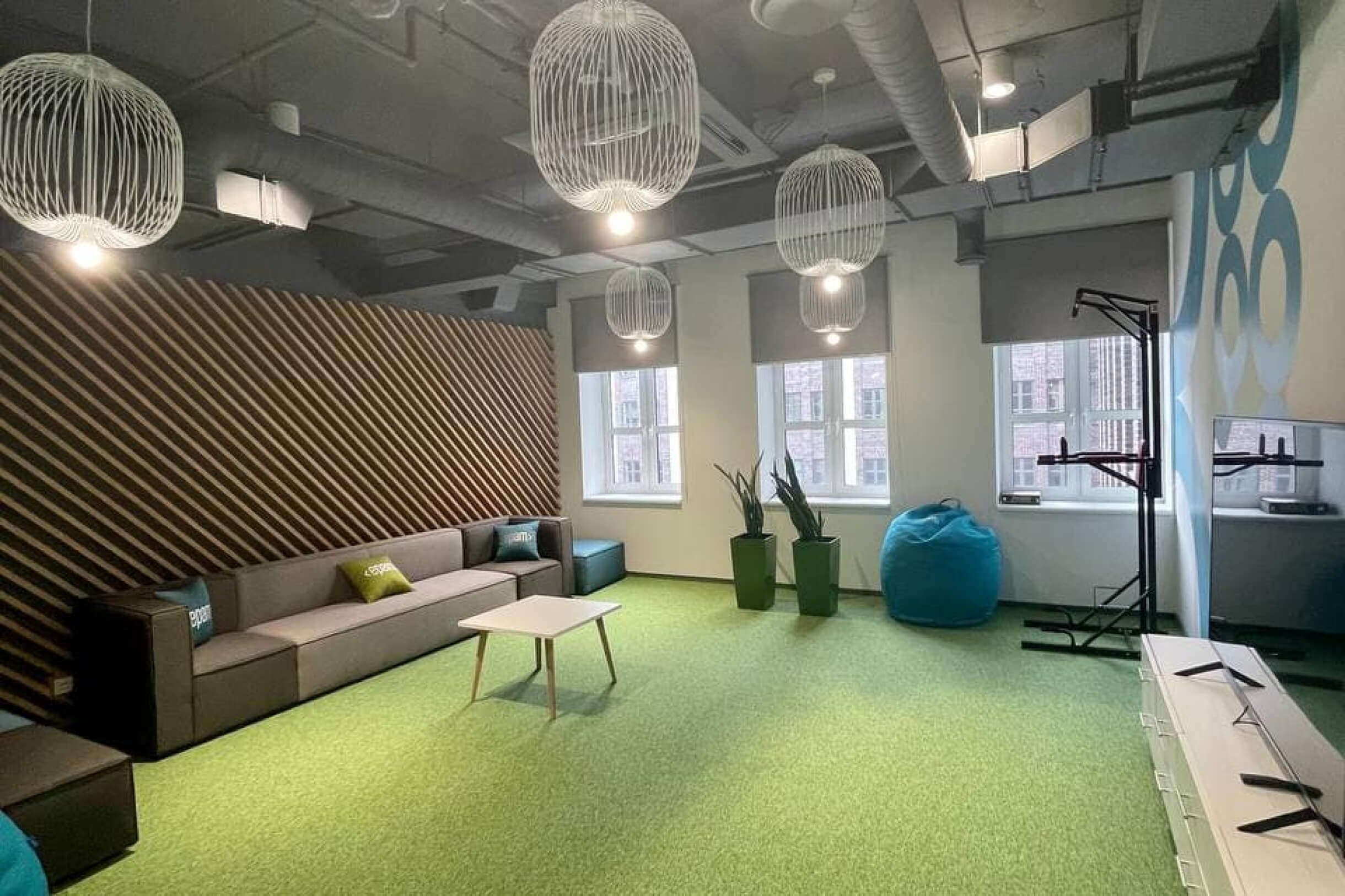 A modern large office in 1.5 months? It's possible!