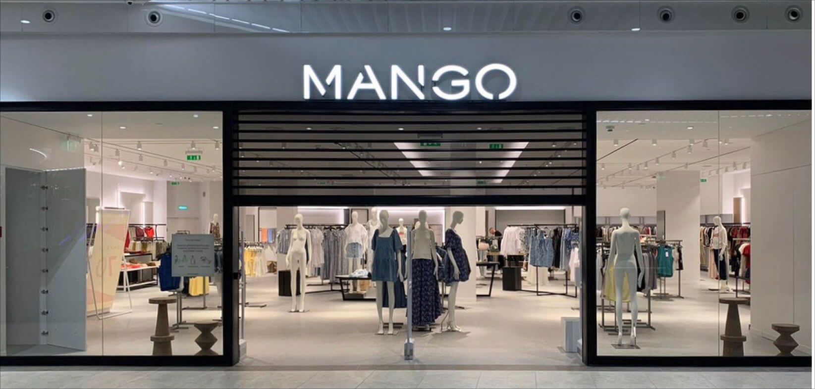Магазин Mango