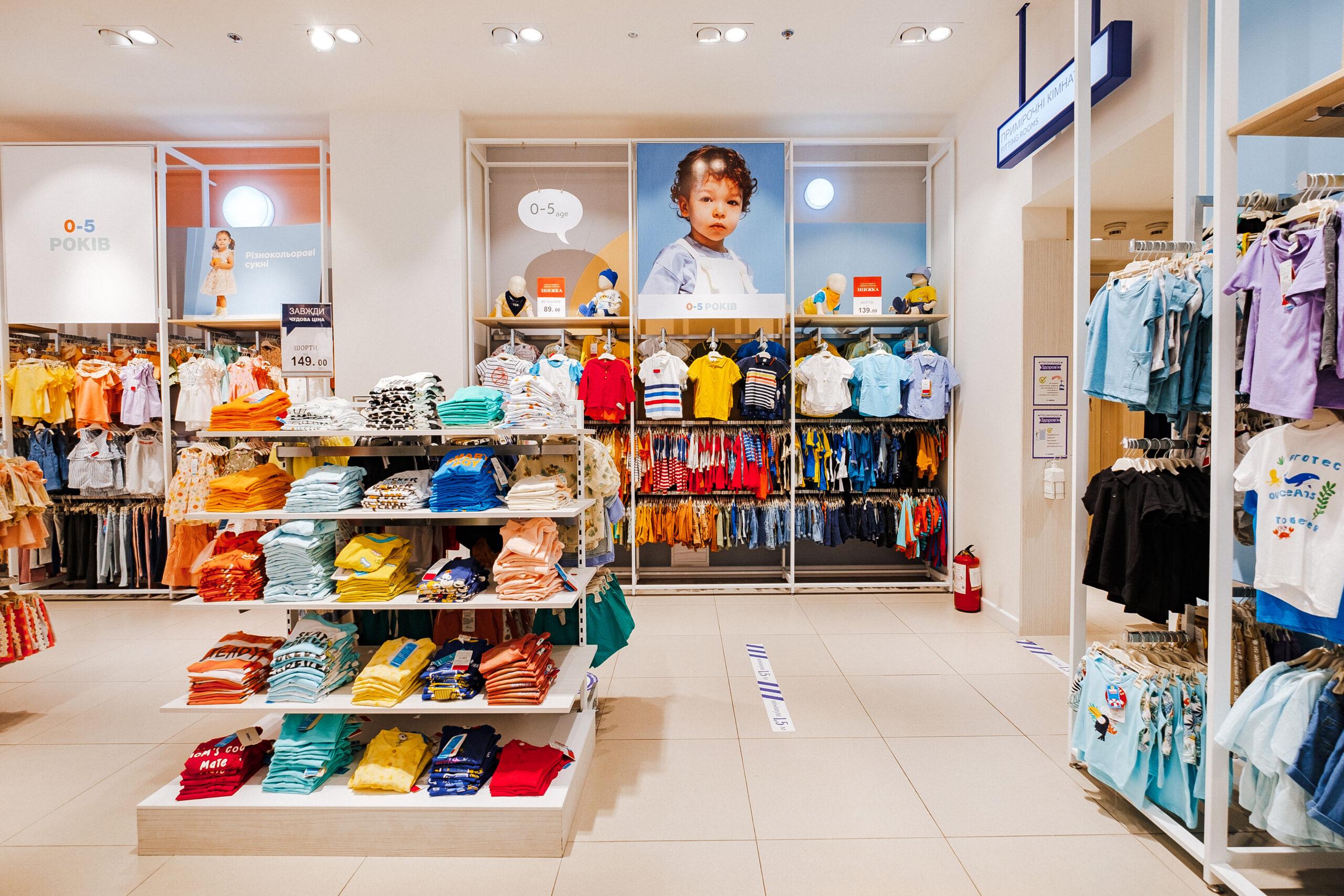 Комфорт покупців в магазині – запорука успішності ритейлера